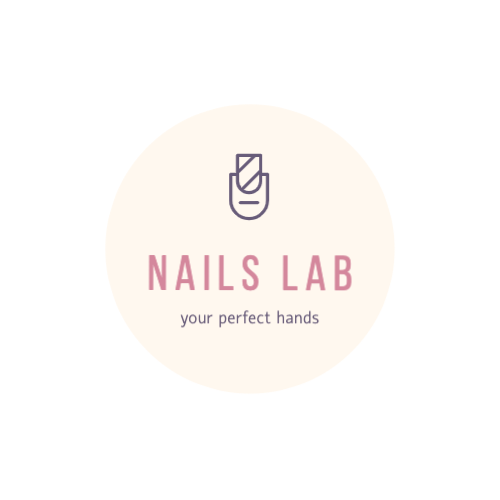 Nails Lab, Your Perfect Hands Logo