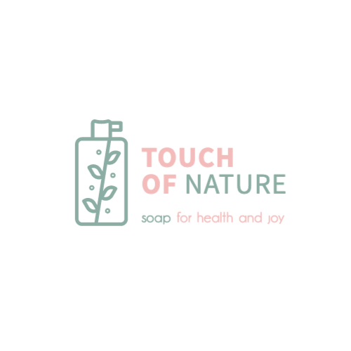 Touch Of Nature, Soap For Health And Joy Logo