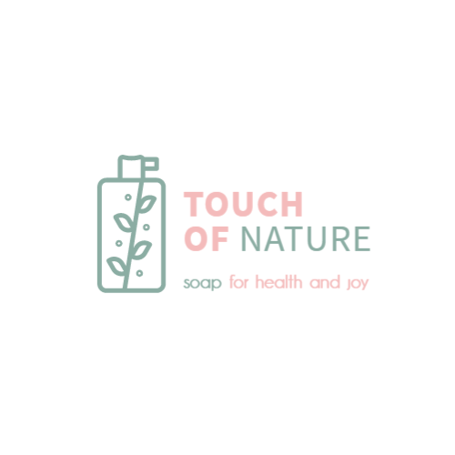 Logo design for handmade soap store
