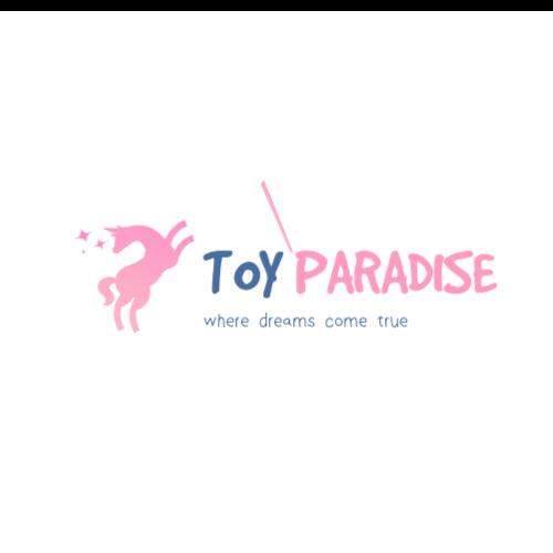 Toy Paradise, Where Dreams Come True Logo