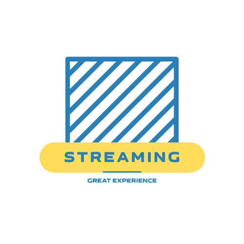 Streaming, Great Experience Logo