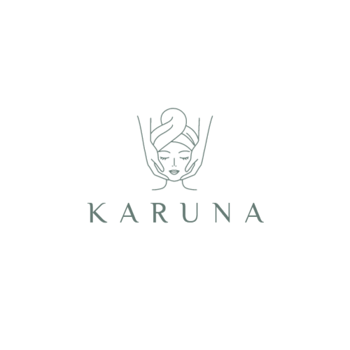 женский массаж лица логотип
