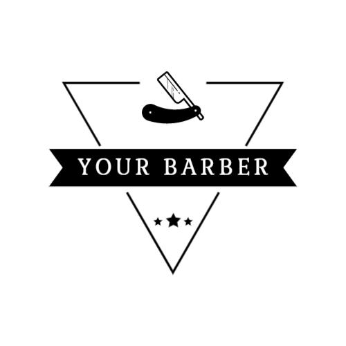 черная бритва логотип