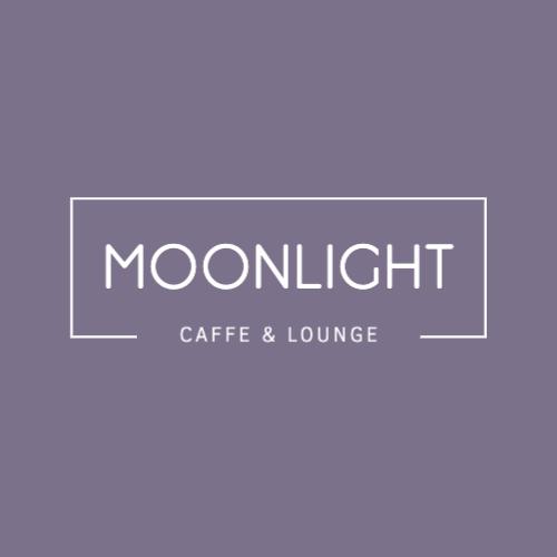 Moonlight, Caffe & Lounge Logo