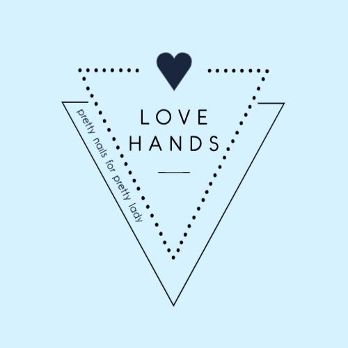 Love Hands, Pretty Nails For Pretty Lady Logo