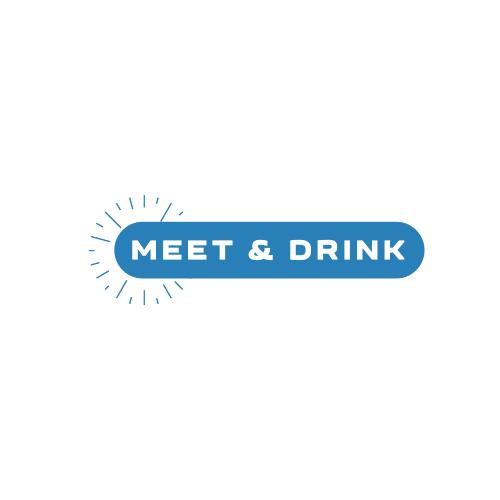 Meet & Drink Logo