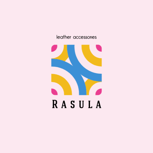 Rasula, Leather Accessories Logo