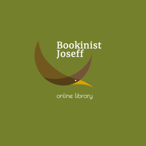 Bookinist Joseff, Online Library Logo