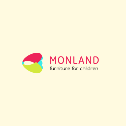 Monland, Furniture For Children Logo
