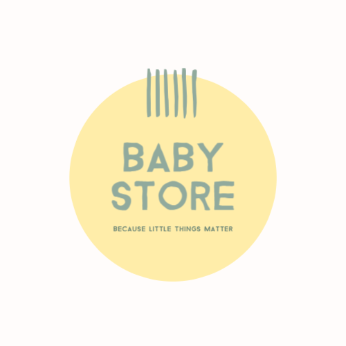Baby Store, Because Little Things Matter Лого