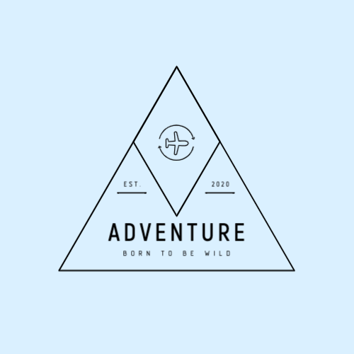 Adventure, Born To Be Wild, 2020, Est. Logo
