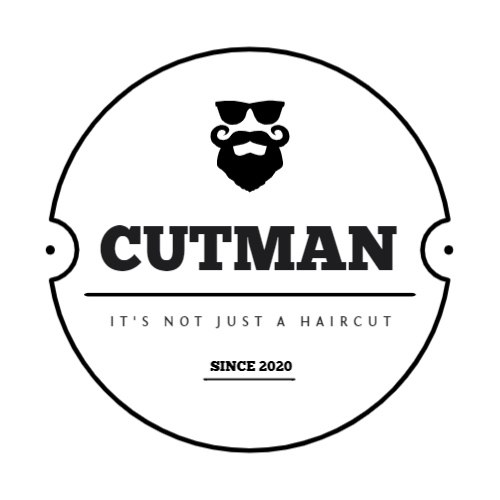 Cool barbershop free logo design