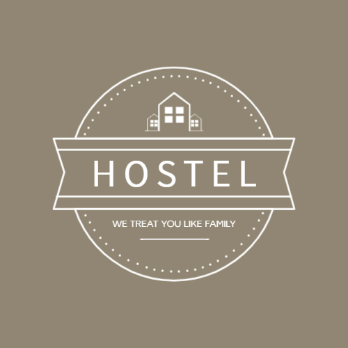 Hotel vintage logo