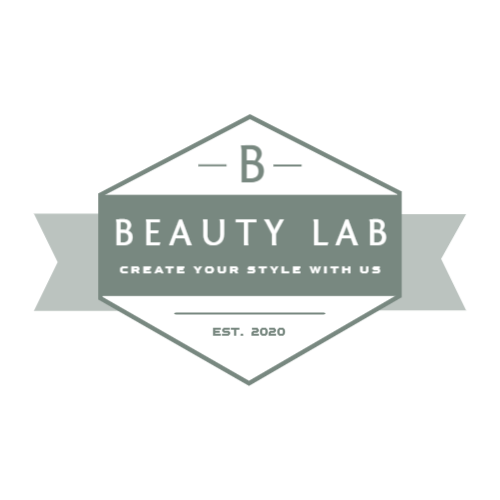 Beauty salon logo with the letter B