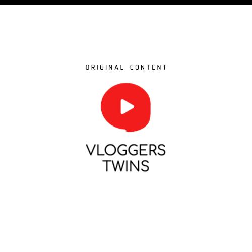 Vloggers Twins, Original Content Logo