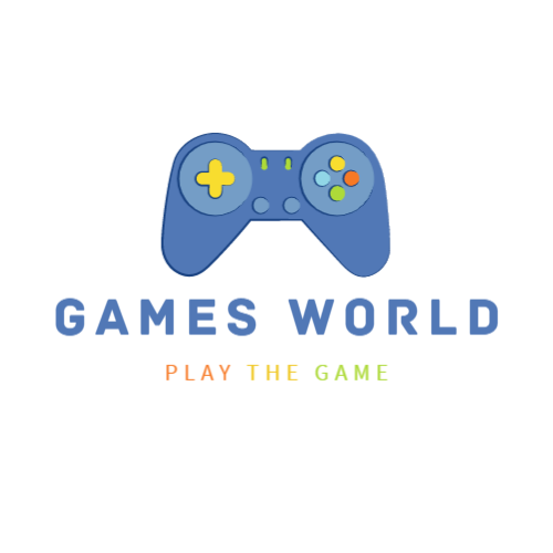 Blue Gamepad logo