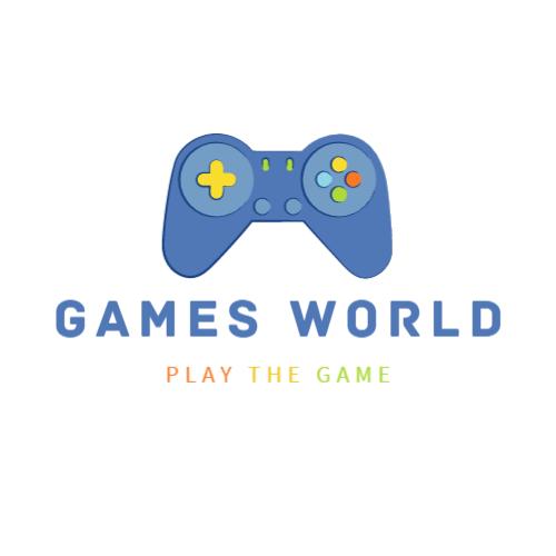 синий геймпад логотип