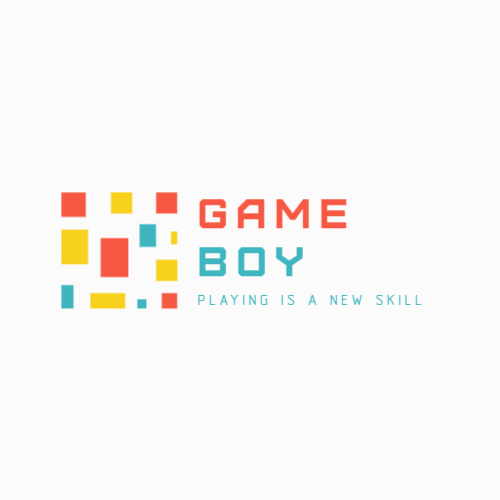 Boys games logo design