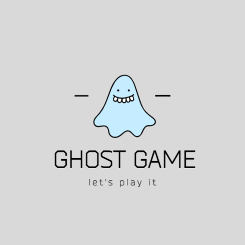 Cute Ghost Game logo