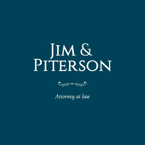 Jim &  Piterson, Attorney At Law Logo