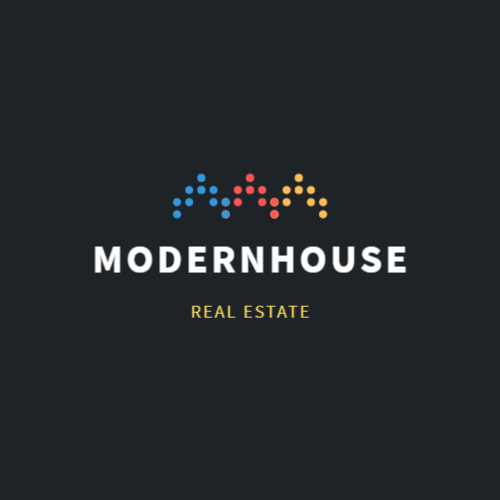 Logo for the developer of modern houses