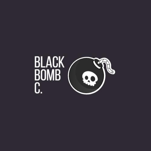 бомба с черепом логотип