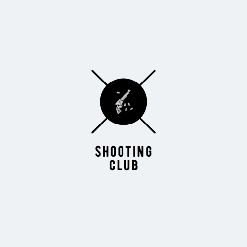 Free logo for the shooting club
