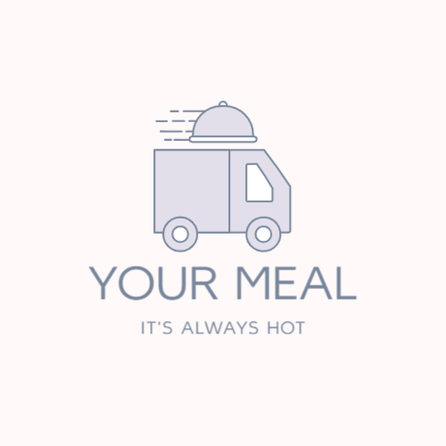 Truck Food Delivery logo