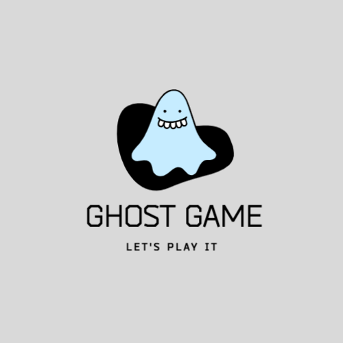 Ghost Game, Let's Play It Logo