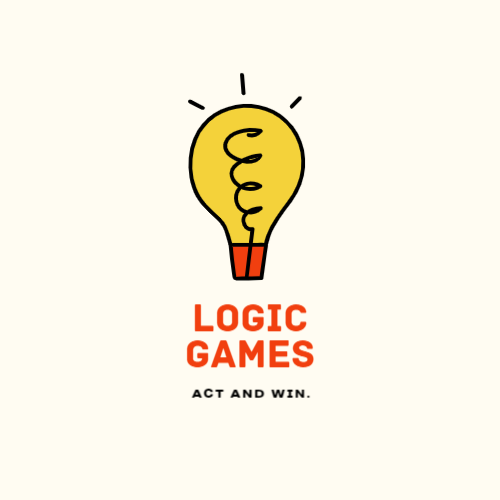 Act And Win., Logic Games Logo