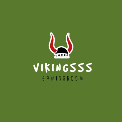 Vikingsss, Gamingroom Logo