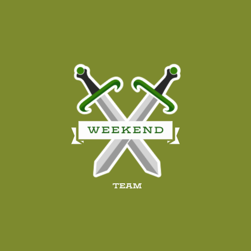 Weekend, Team Logo