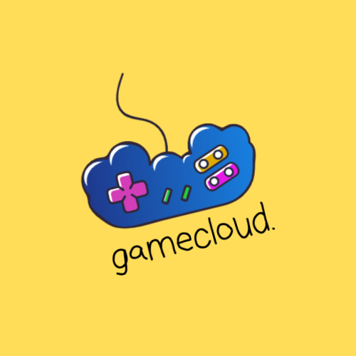 Gamecloud. Лого