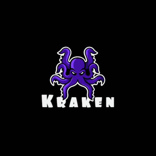 Purple Angry Octopus logo