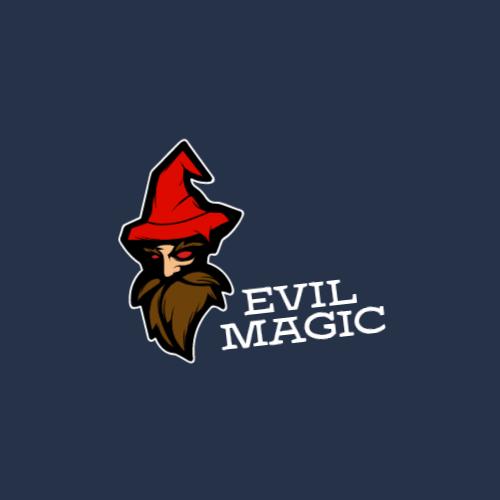 маг в красной шляпе логотип