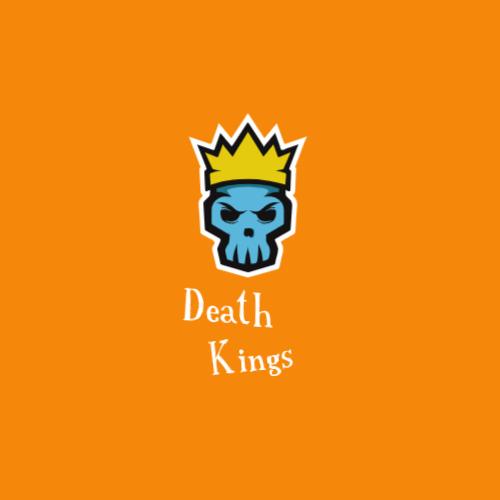 череп с короной логотип