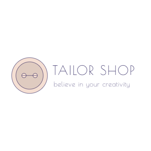 Tailor shop free design logo