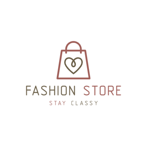 Fashion store free logo design