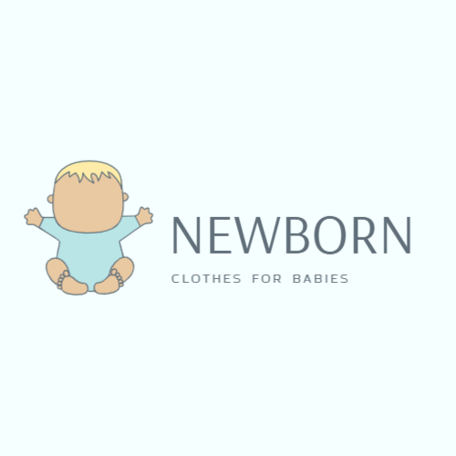 Baby clothing store logo
