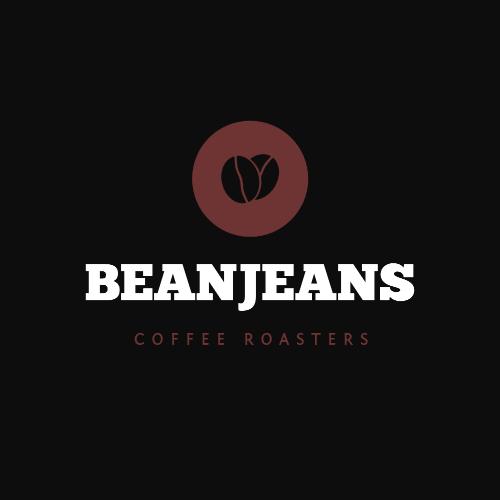 Beanjeans, Coffee Roasters Logo