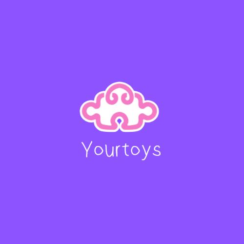 облако головоломка логотип