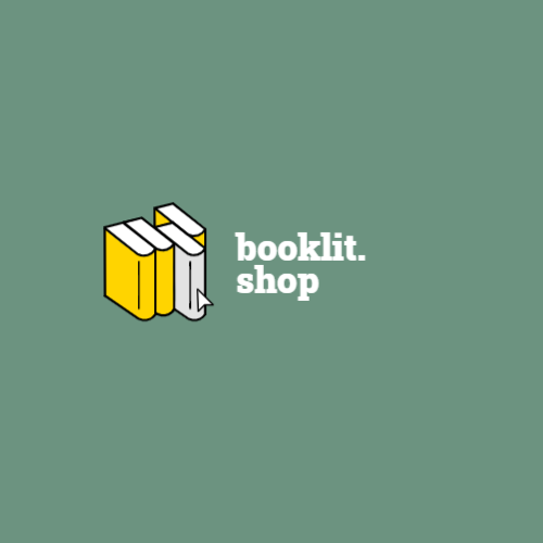 Booklit. Shop Лого