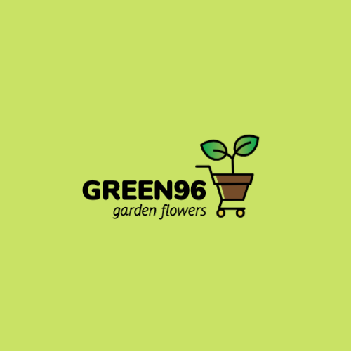 Green96, Garden Flowers Logo