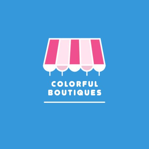 Colorful Boutiques Лого