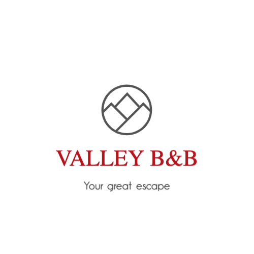 Valley B&B, Your Great Escape Logo