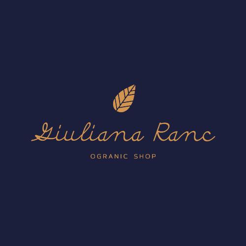 Giuliana Ranc, Ogranic Shop Logo