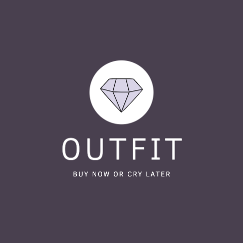Outfit, Buy Now Or Cry Later Logo