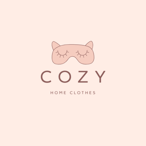 Home Clothes, Cozy Logo