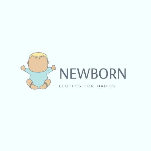 Newborn, Clothes For Babies Logo