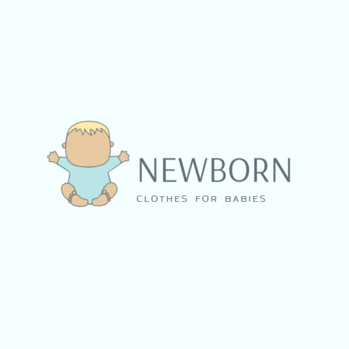 Newborn, Clothes For Babies Logo